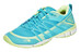 The North Face Litewave Ampere Schoenen Dames geel/turquoise